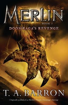 Doomraga's Revenge: Book 7 (Merlin Saga #7) Cover Image