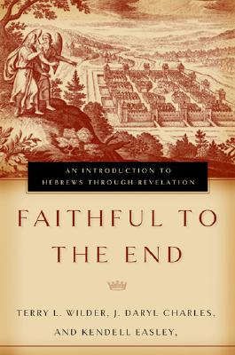 Cover for Faithful to the End