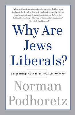 Why Are Jews Liberals? Cover