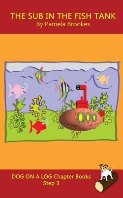 Cover for The Sub In The Fish Tank Chapter Book