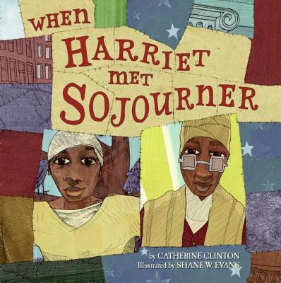 When Harriet Met Sojourner Cover