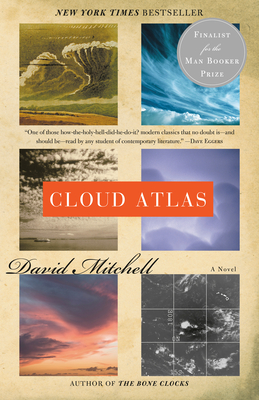 Cloud Atlas: A Novel Cover Image