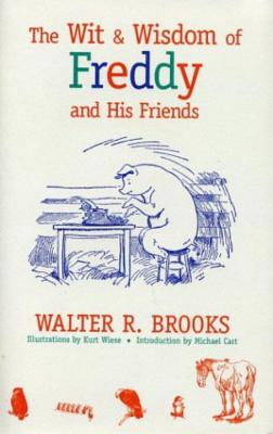 The Wit and Wisdom of Freddy Cover