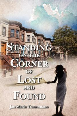 Standing on the Corner of Lost and Found Cover