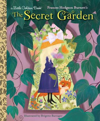 The Secret Garden (Little Golden Book) Cover Image
