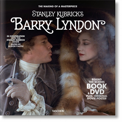 Stanley Kubrick's Barry Lyndon. Book & DVD Set Cover Image