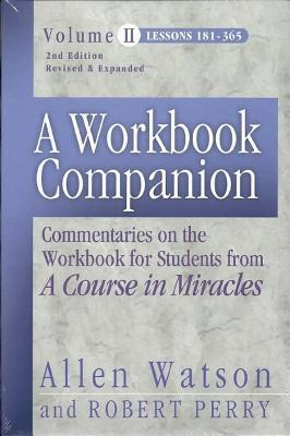 A Workbook Companion Cover