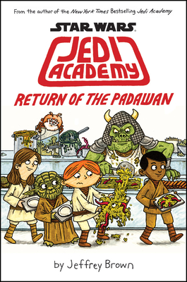 Star Wars: Jedi Academy, Return of the Padawan (Book 2) Cover Image