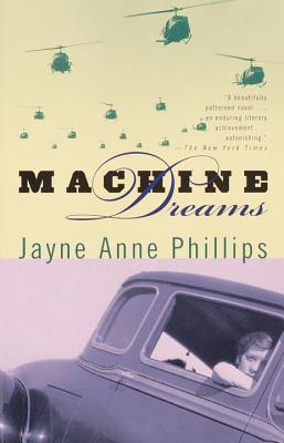Machine Dreams Cover