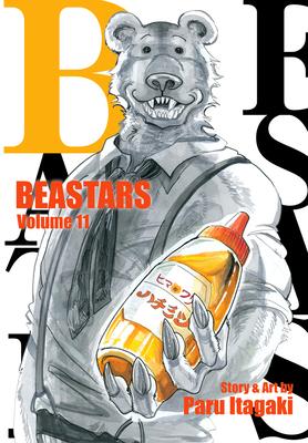 BEASTARS, Vol. 11 Cover Image