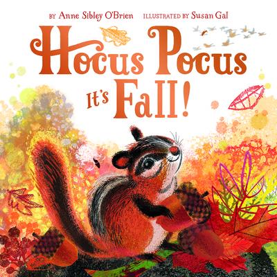 Hocus Pocus, It's Fall! Cover Image