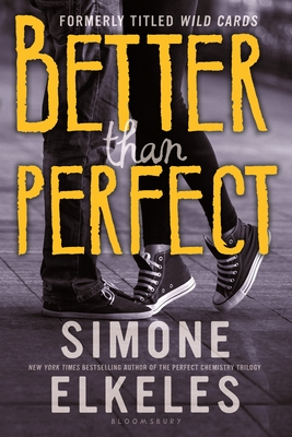 Better Than Perfect (Wild Cards) Cover Image