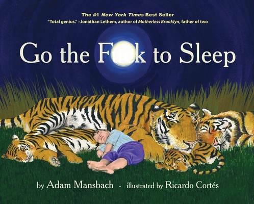 Go the F**k to Sleep Cover Image