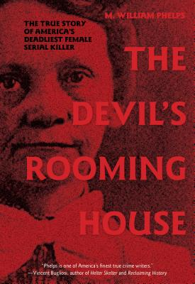 The Devil's Rooming House Cover