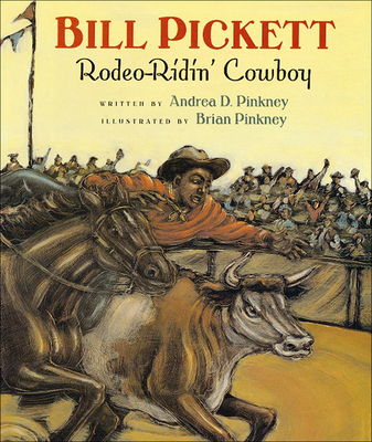 Bill Pickett: Rodeo-Ridin' Cowboy Cover Image