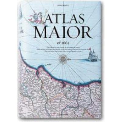 Atlas Maior of 1665 Cover