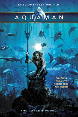 Aquaman: The Junior Novel Cover Image