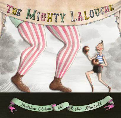 The Mighty Lalouche Cover