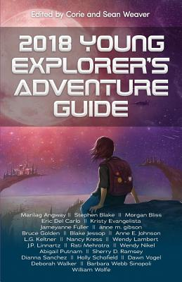 Cover for 2018 Young Explorer's Adventure Guide (Young Explorer's Adventure Guides #4)