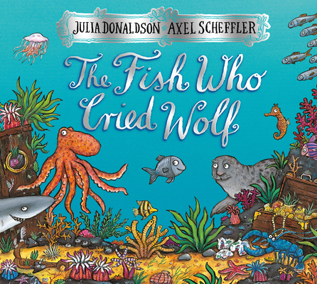 The Fish Who Cried Wolf Cover