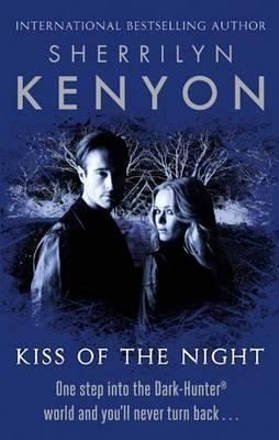 Kiss of the Night Cover Image