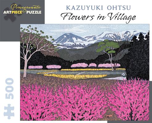 Puz Ohtsu/Flowers in Village Cover Image