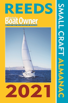 Reeds PBO Small Craft Almanac 2021 (Reed's Almanac) Cover Image