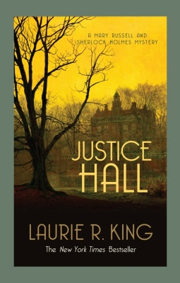 Justice Hall Cover Image