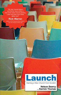 Launch: Starting a New Church from Scratch Cover Image