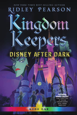 Kingdom Keepers: Disney After Dark Cover Image