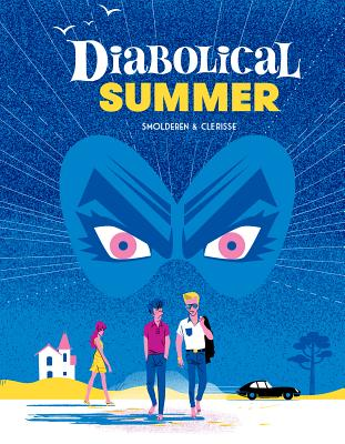 Diabolical Summer Cover Image