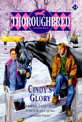 Thoroughbred #14 Cindy's Glory Cover Image
