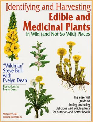 Identifying and Harvesting Edible and Medicinal Plants Cover