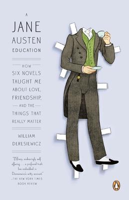 A Jane Austen Education Cover