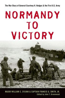 Cover for Normandy to Victory
