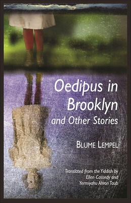 Oedipus in Brooklyn and Other Stories Cover