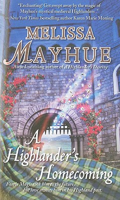 A Highlander's Homecoming Cover