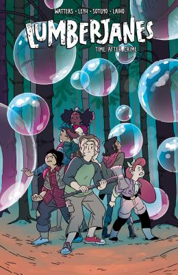 Lumberjanes Vol. 11  Cover Image