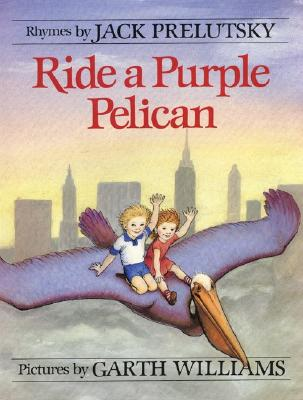 Ride a Purple Pelican Cover