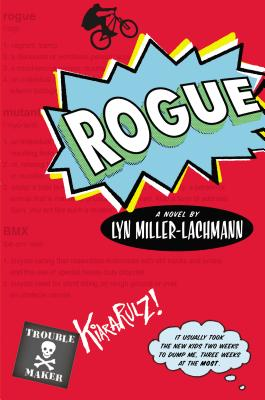 Rogue Cover Image