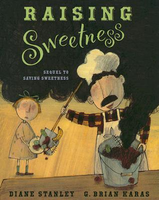 Cover for Raising Sweetness