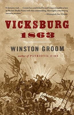 Vicksburg, 1863 Cover