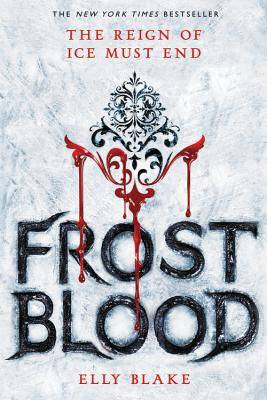 Frostblood (Frostblood Saga #1) Cover Image