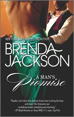 Cover for A Man's Promise (Grangers #2)