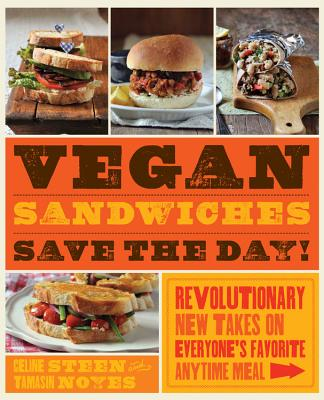 Vegan Sandwiches Save the Day! Cover
