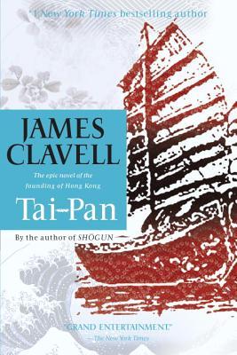 Tai-Pan (Asian Saga #2) Cover Image