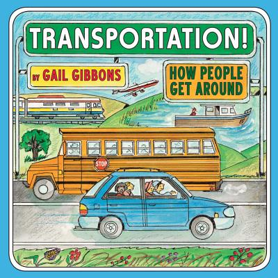 Transportation: How People Get Around Cover Image