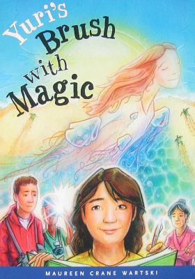 Yuri's Brush with Magic Cover