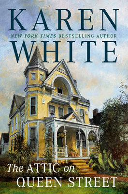The Attic on Queen Street (Tradd Street #7) Cover Image