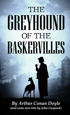 The Greyhound of the Baskervilles Cover Image